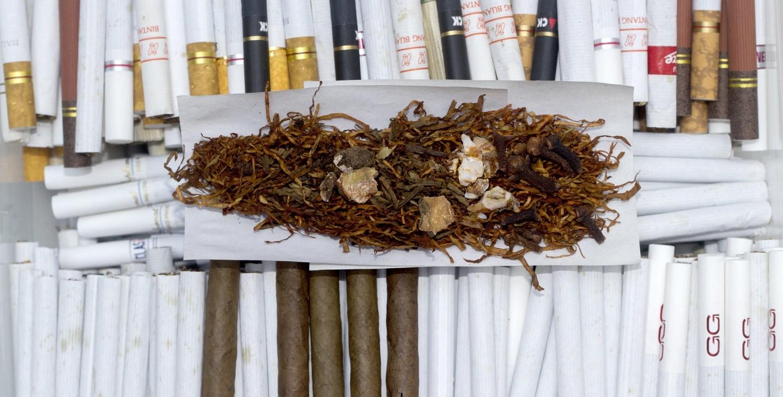 Clove Cigarette Ingredients