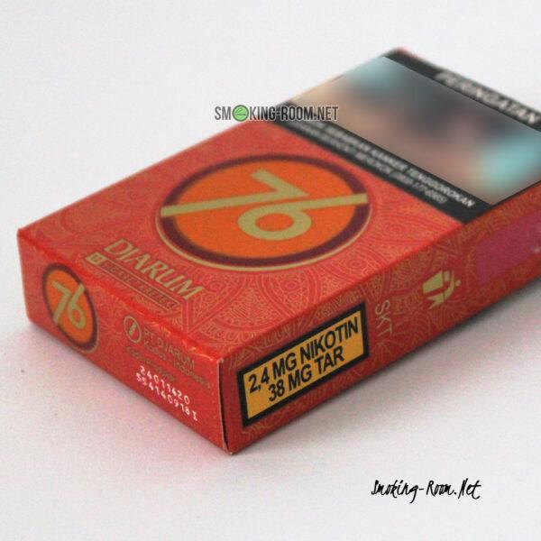Djarum 76 Cigarettes