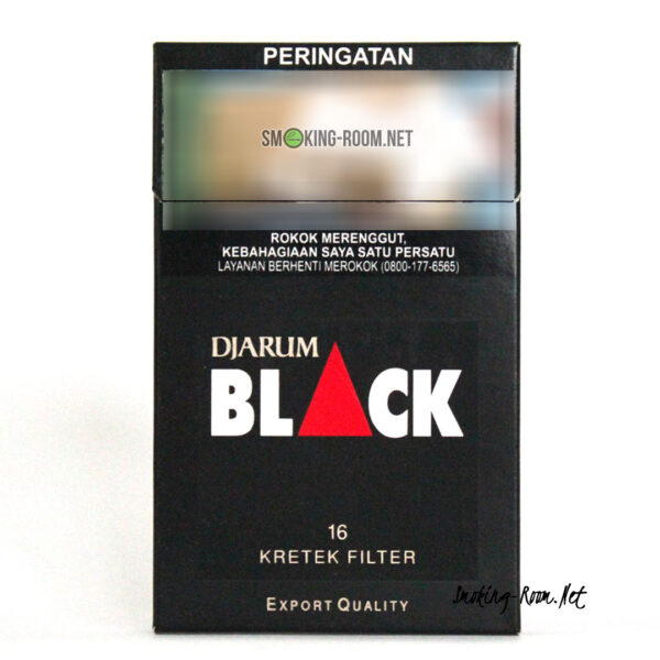 Djarum Black Clove Cigarettes