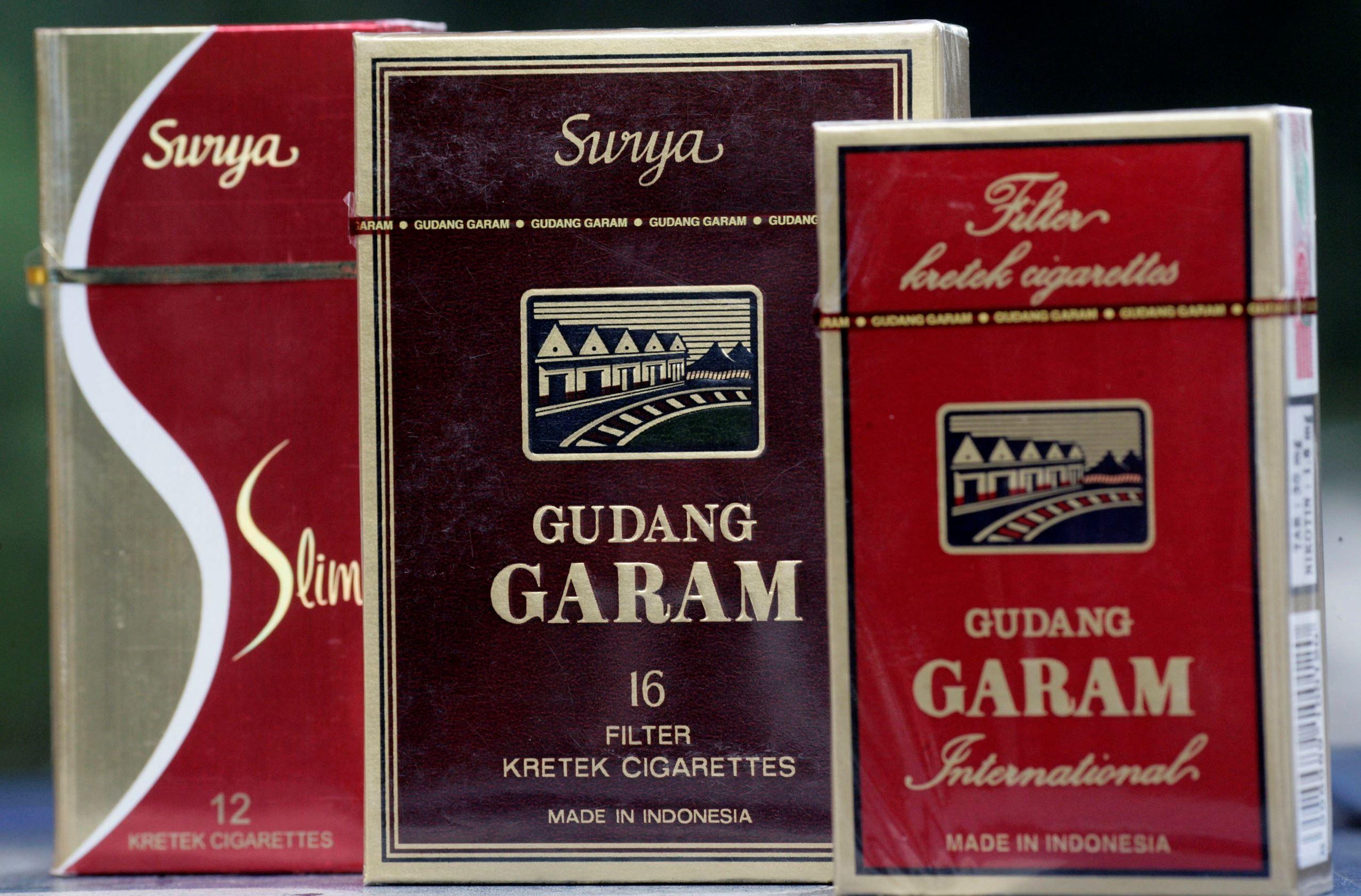 Rokok Gudang Garam