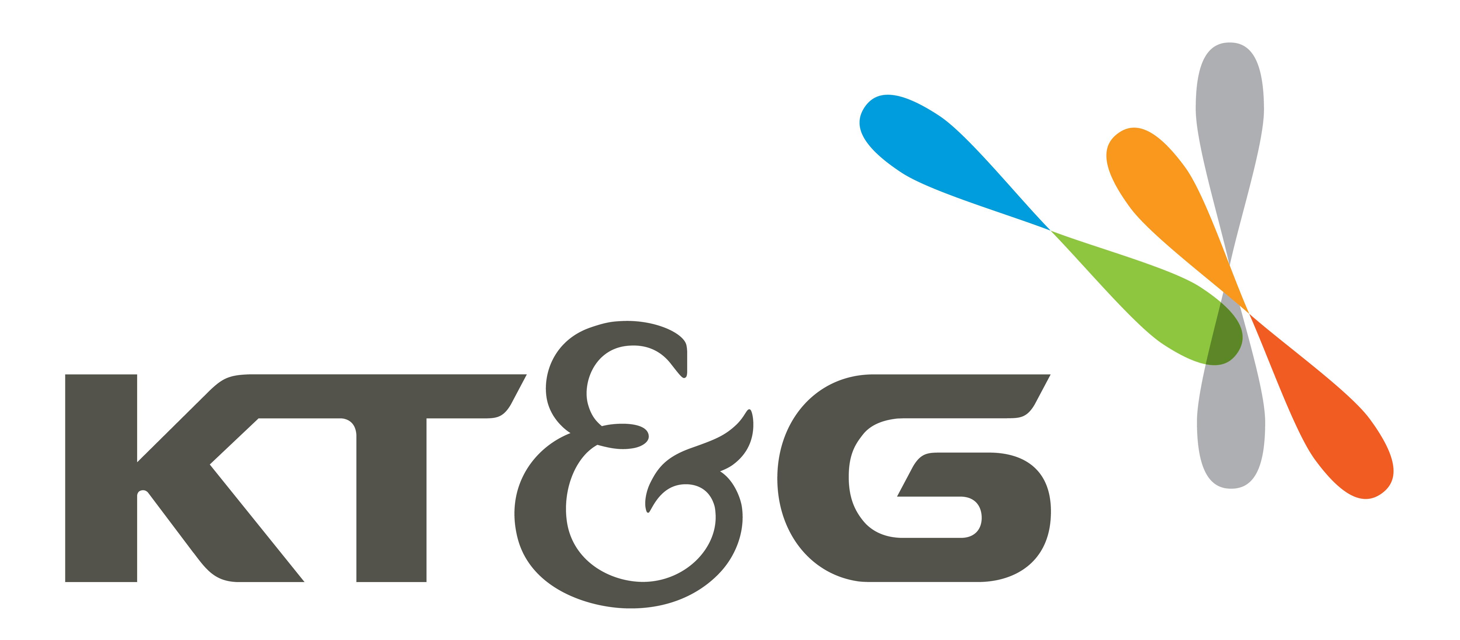 KT&G logo