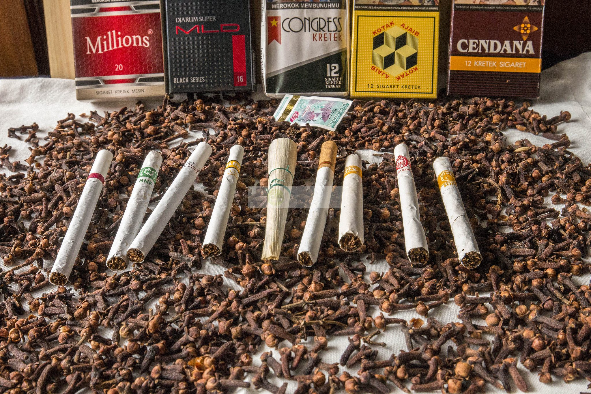 Clove Cigarettes