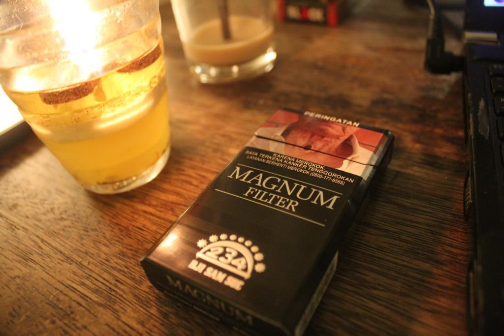 Magnum Filter Clove Cigarettes