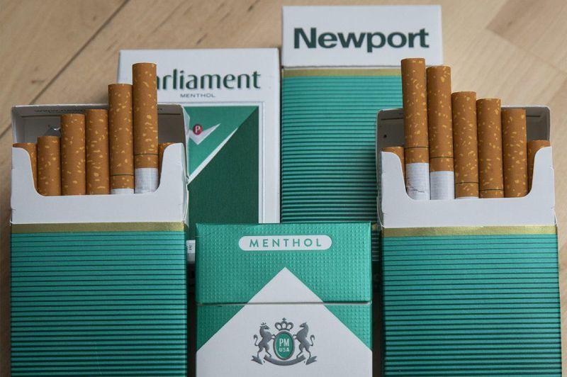 History of Menthol Cigarettes