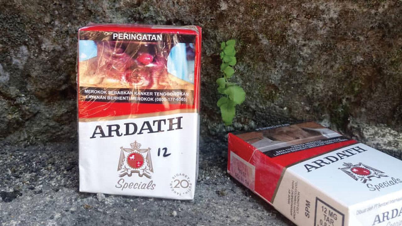 Ardath Specials Filterless