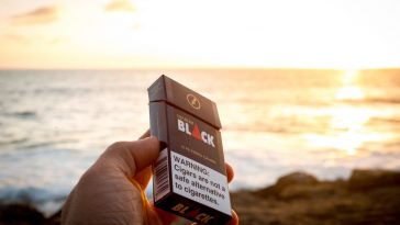 Djarum Black Cigar