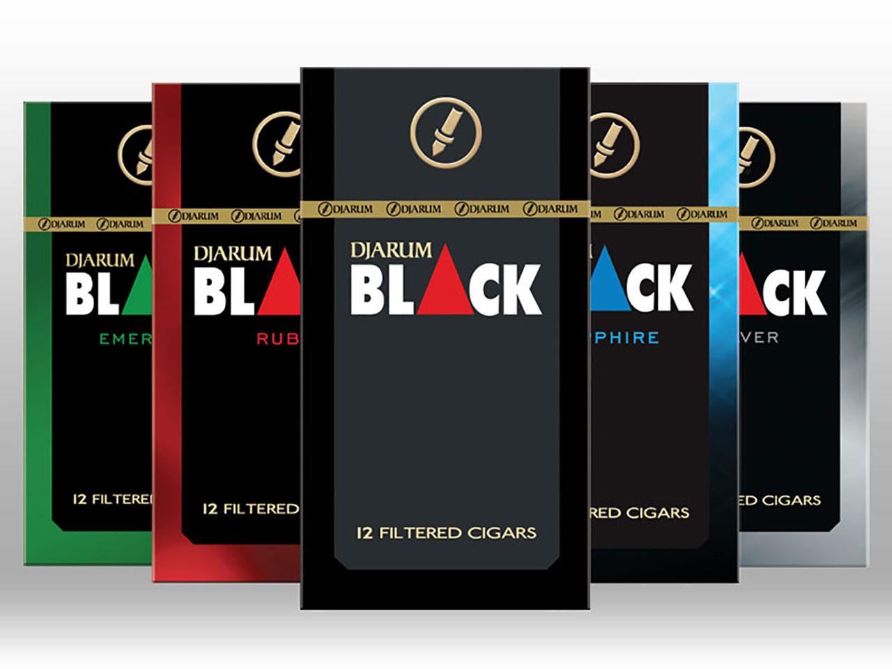 Djarum Black Cigars