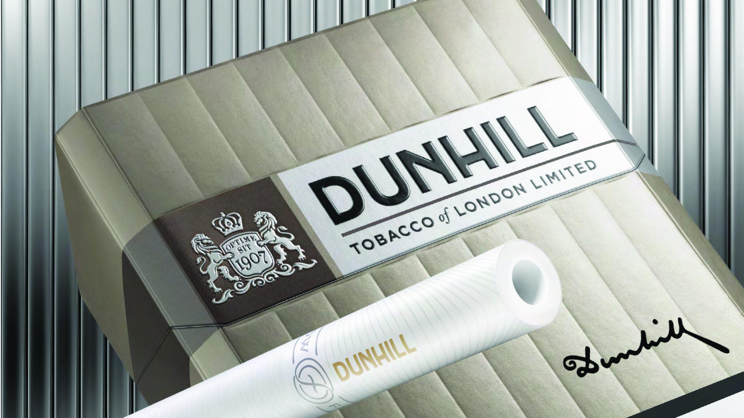 Dunhill Cigarettes 01