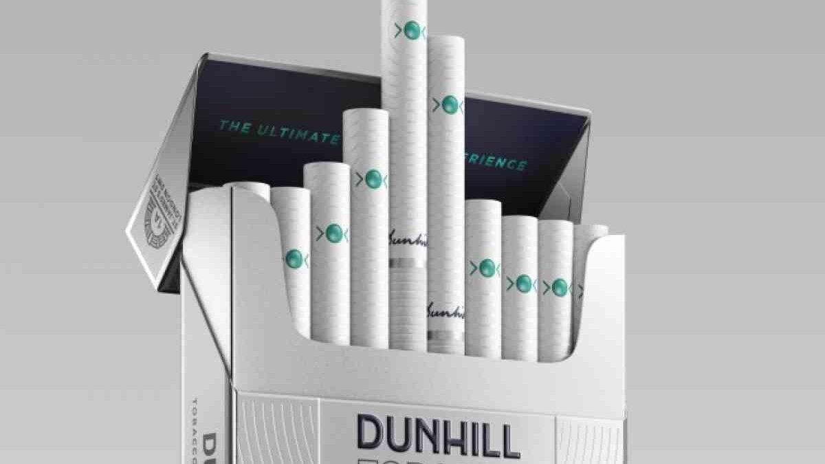 Dunhill Cigarettes 02