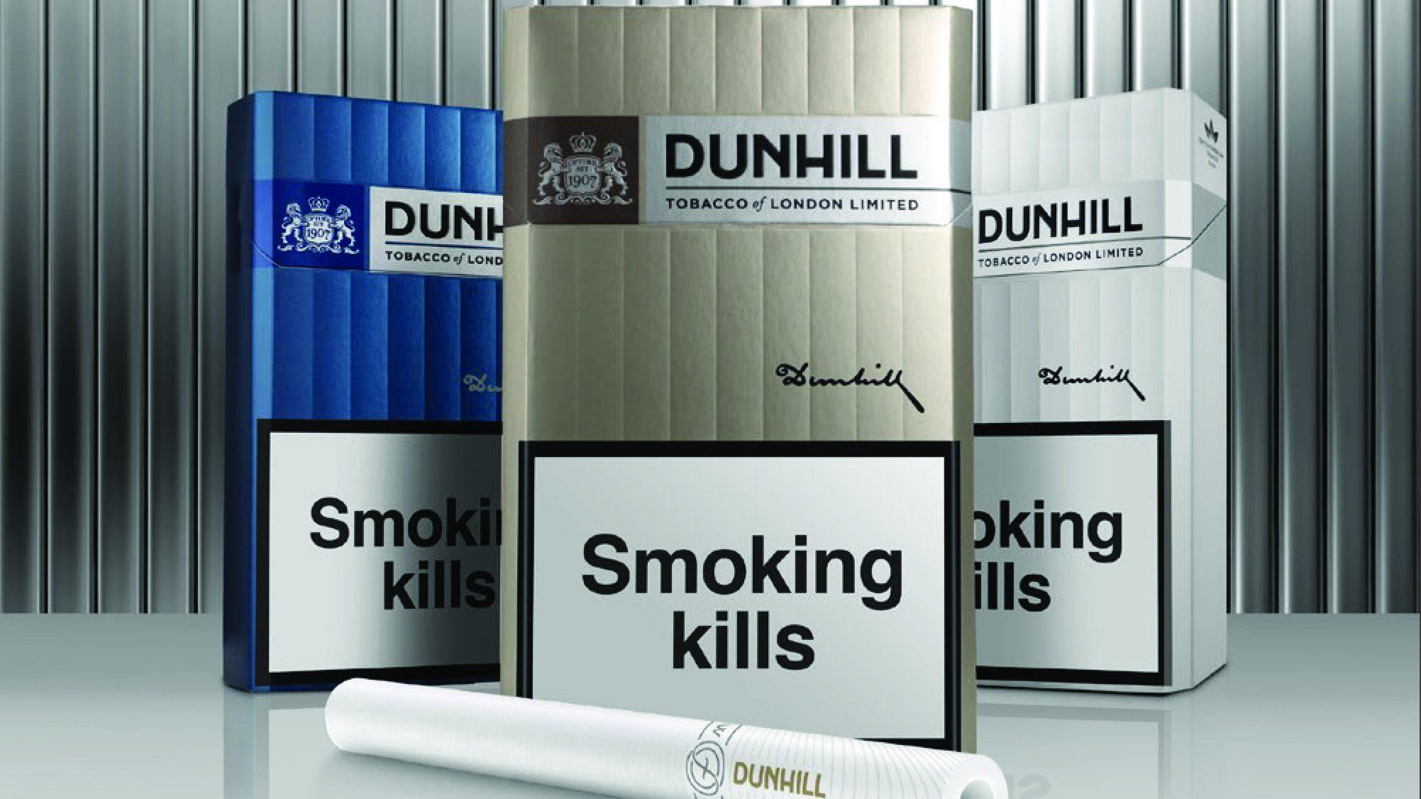 Dunhill Cigarettes 03