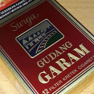Gudang Garam Surya Review