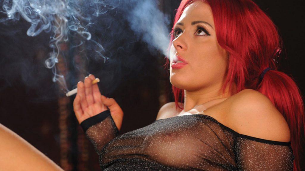 Mom smoking xxx galery