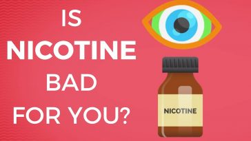 Is Nicotine Bad For You