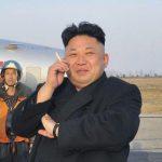 Kim Jong-un Smoking