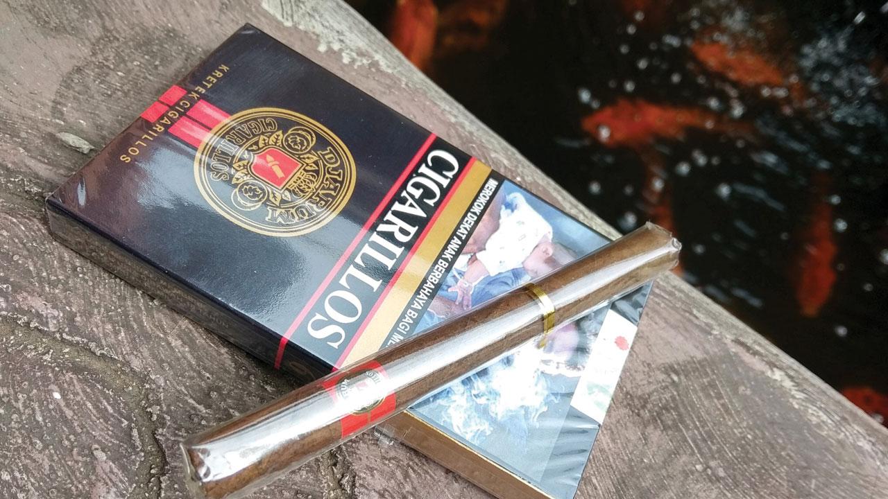 Rokok Djarum Cigarillos