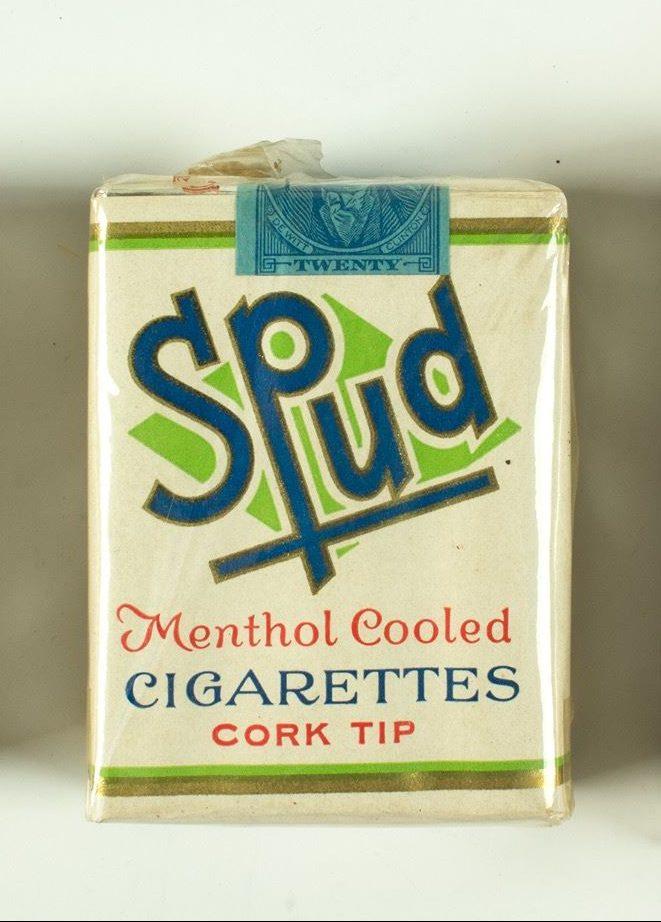 Spud Menthol Cigarettes