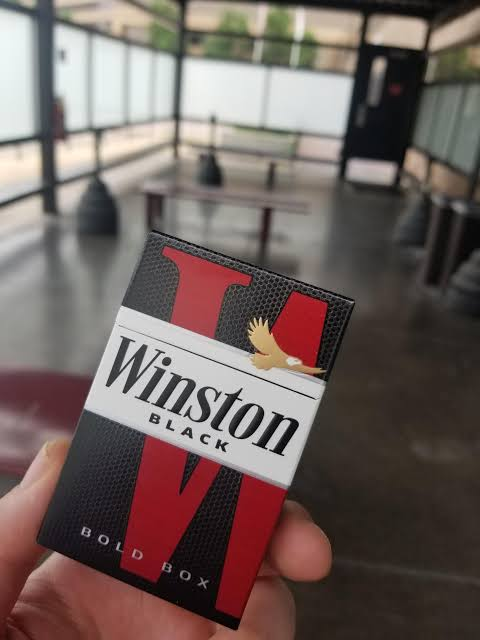 Winston Black