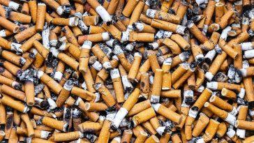 Cigarette Butts Header