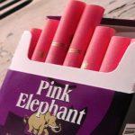 Pink Elephant, Pink Cigarettes