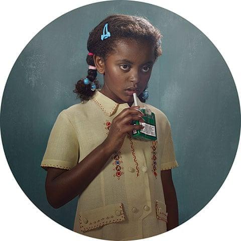 Big Picture: Smoking Kids