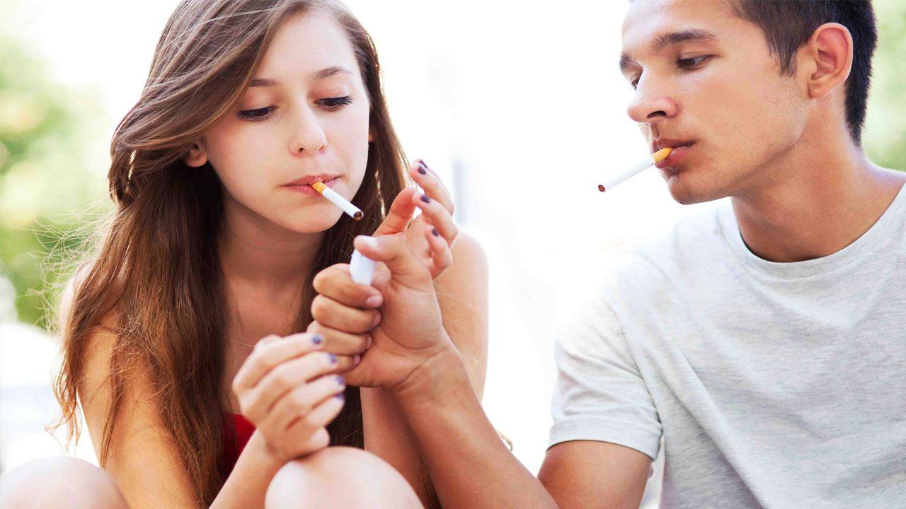 How To React To Teens Smoking