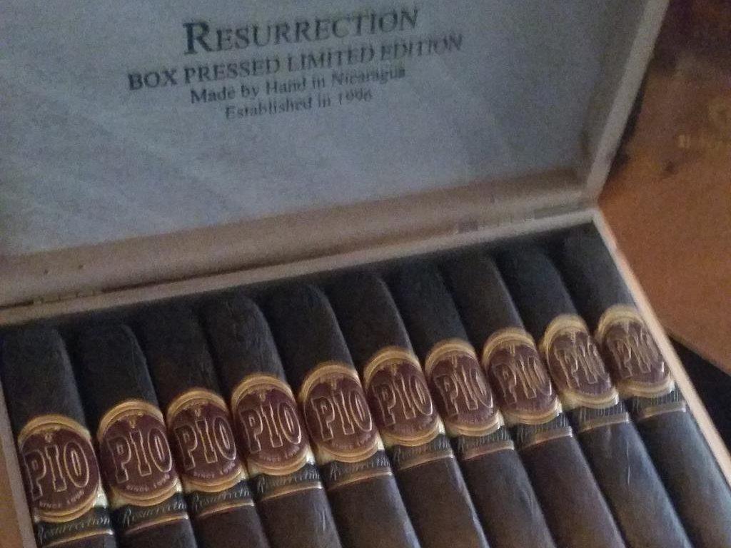 Boxpressed Cigar