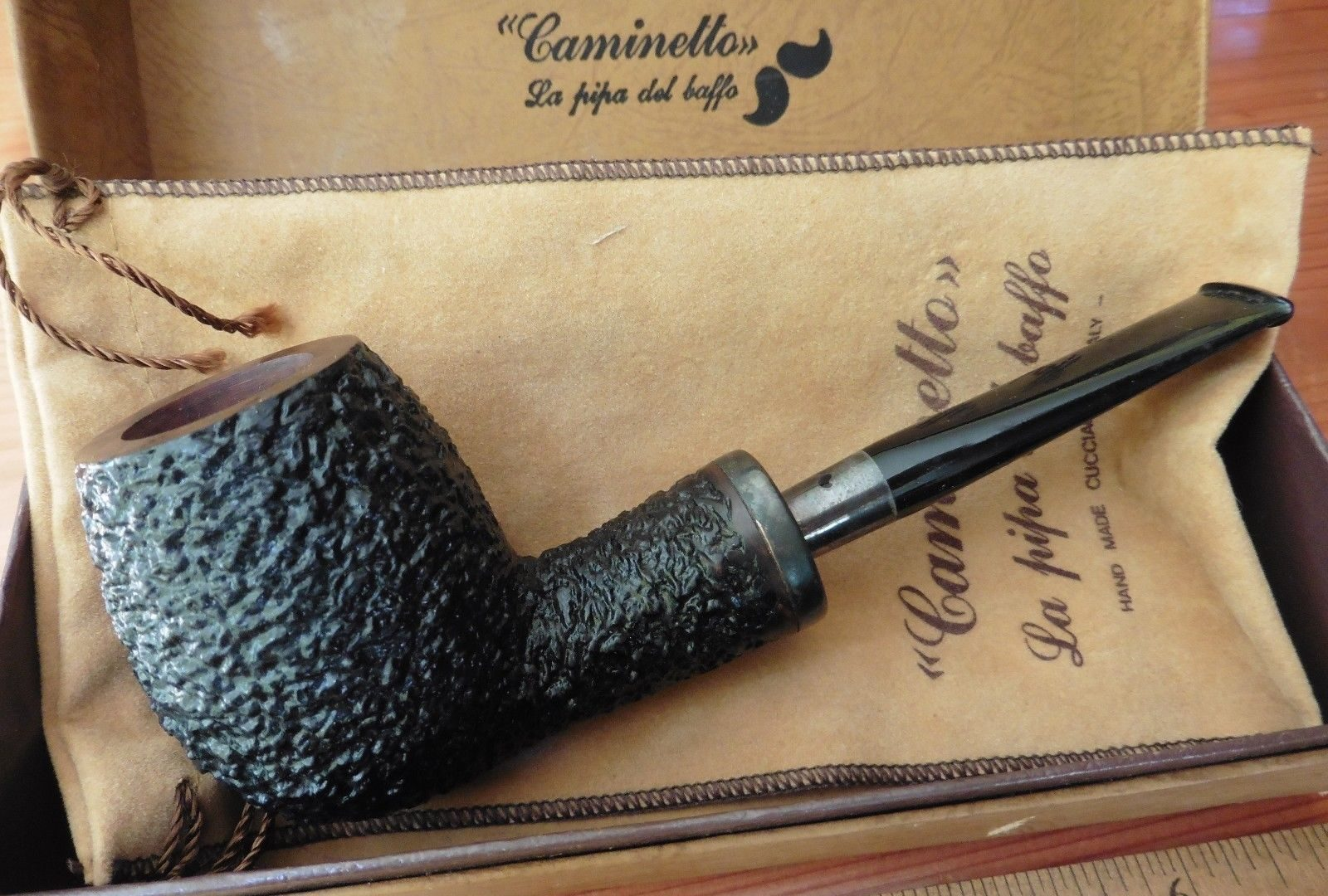 Caminetto pipe 50th Anniversary (natural)