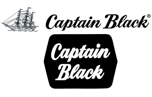 Captain Black Logo Banner