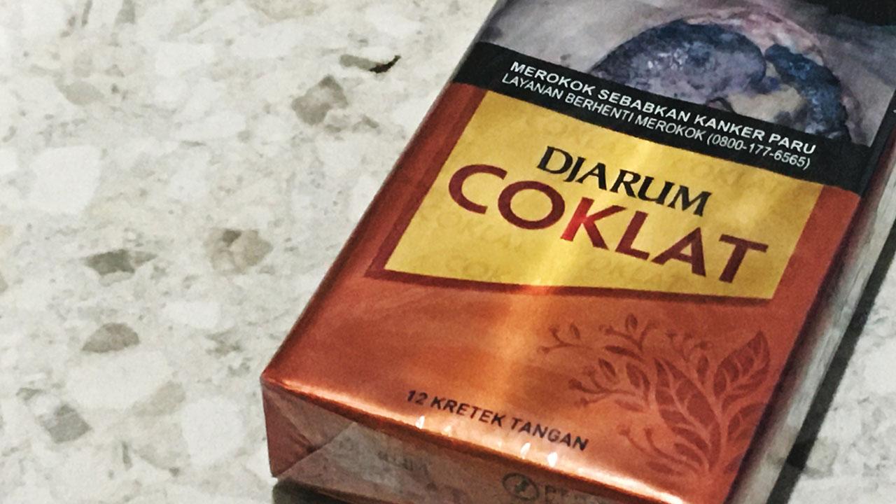Coklat Clove Kretek
