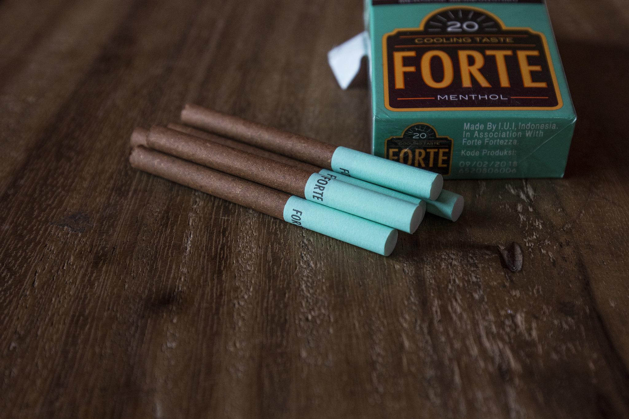 Djarum Forte