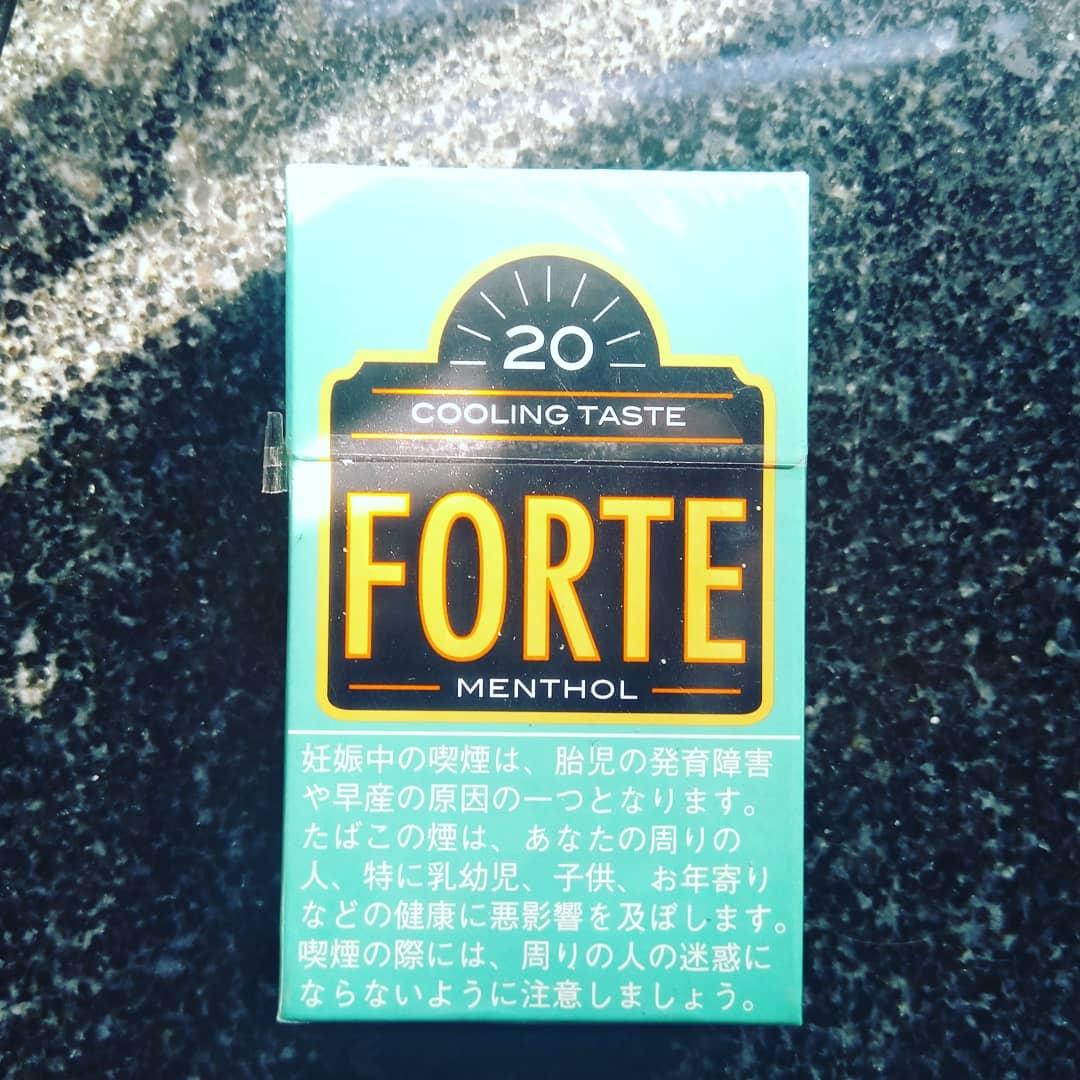 Djarum Forte Menthol