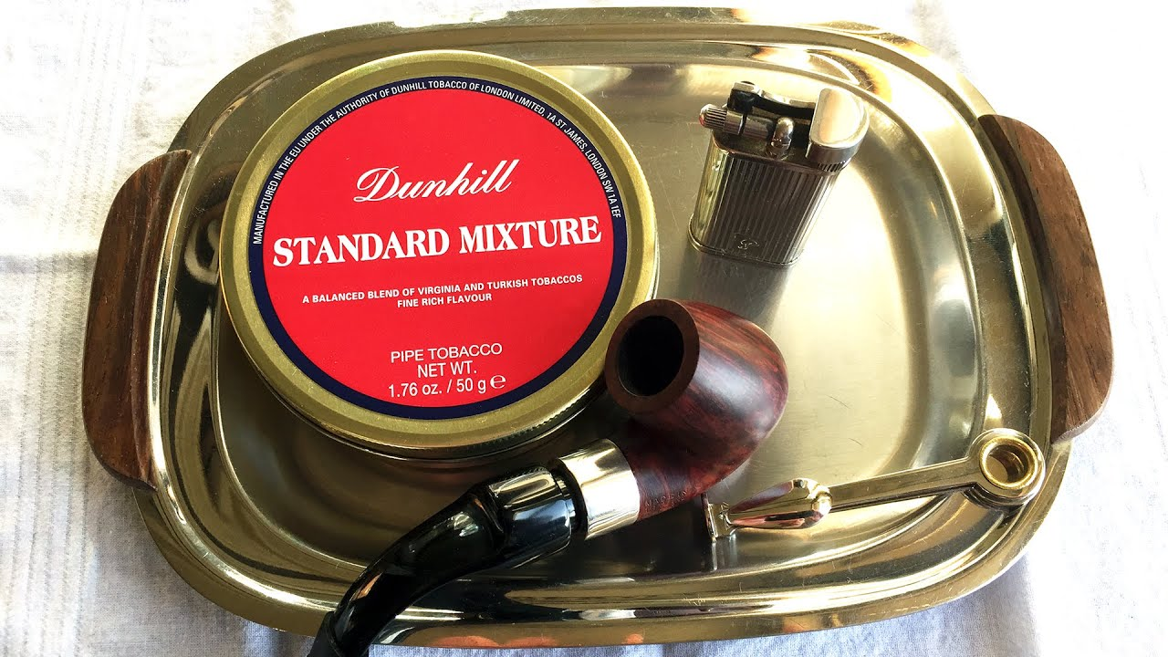 Dunhill Tobacco Pipe
