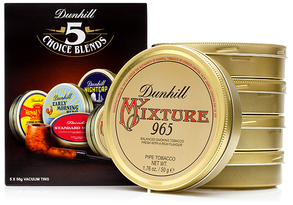 Dunhill – Say Good Bye to Dunhill Tobacco
