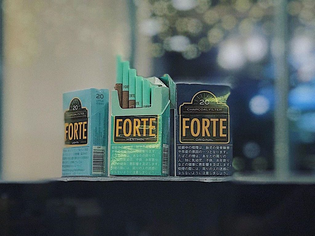 Djarum Forte Wallpaper