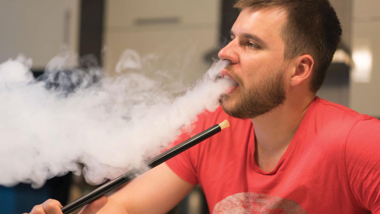 How To Smoke Shisha