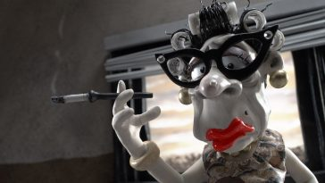 Mary And Max Smoking