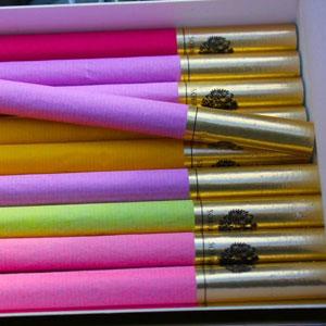 Nat Sherman Fantasia Colored Cigarettes