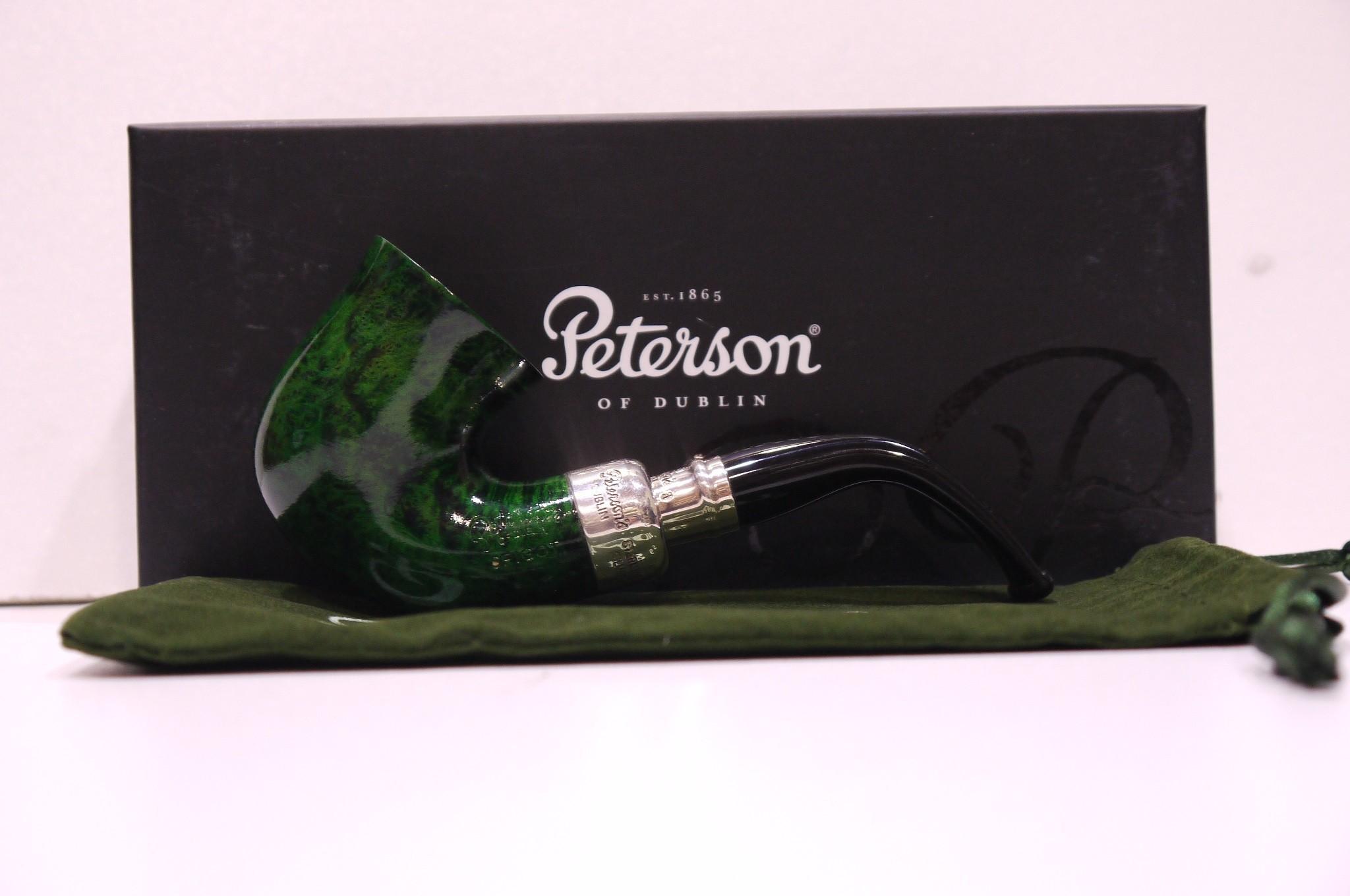 Peterson Spigot Tobacco Pipe 05