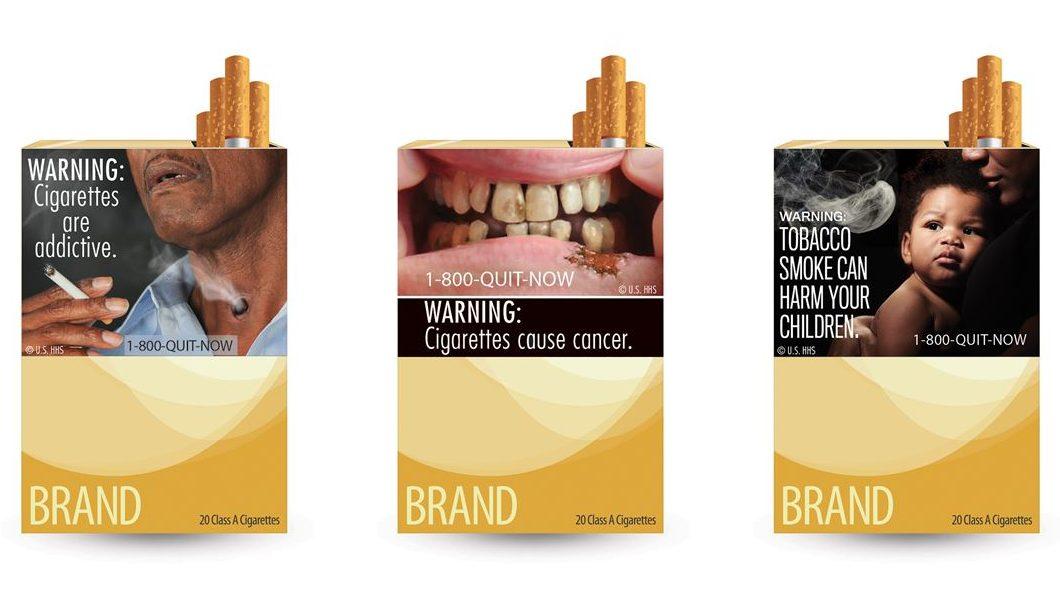 Smoking Warning Label