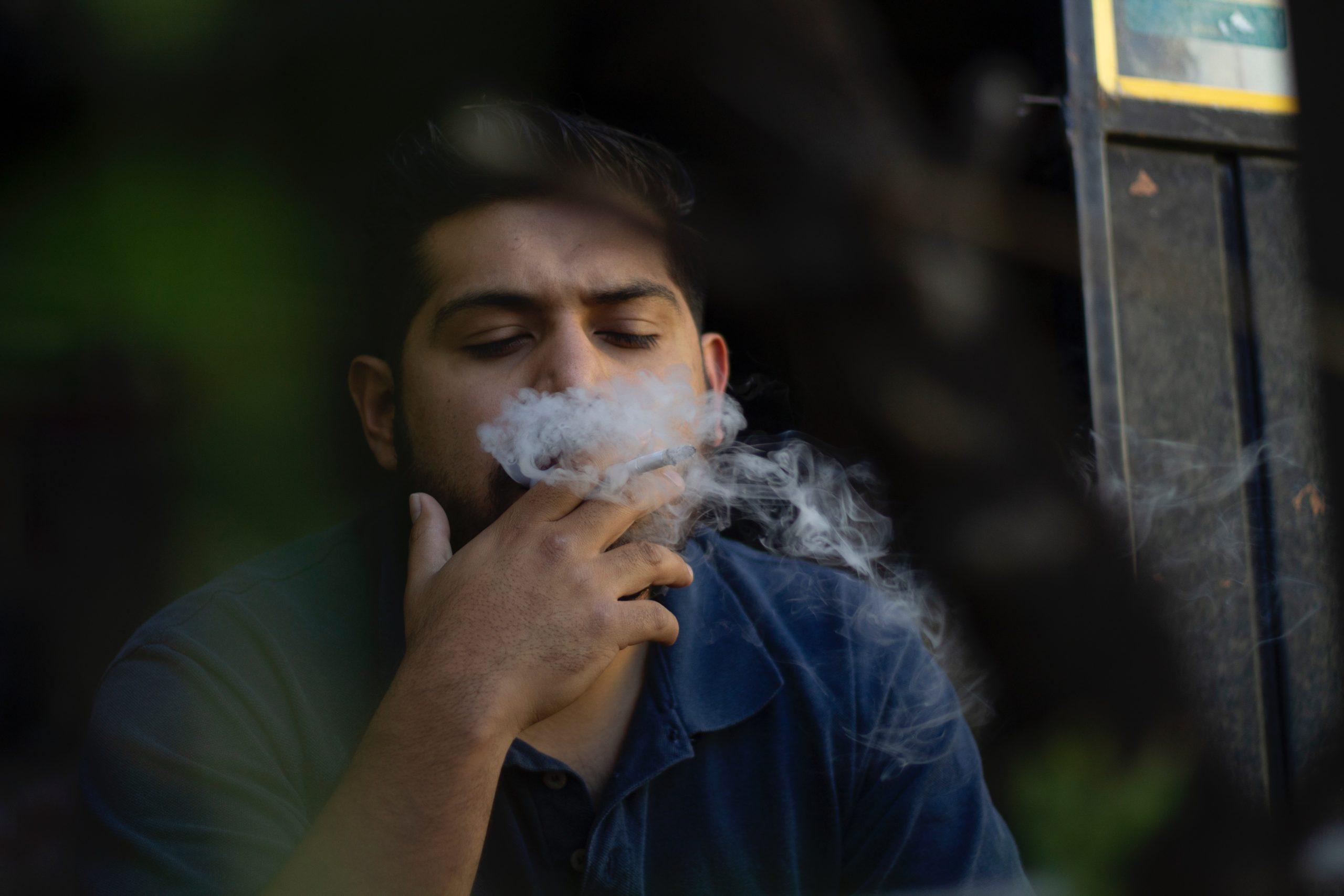 Type of Smoker by MensXP