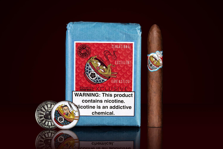 Untitled 2019 Cigar