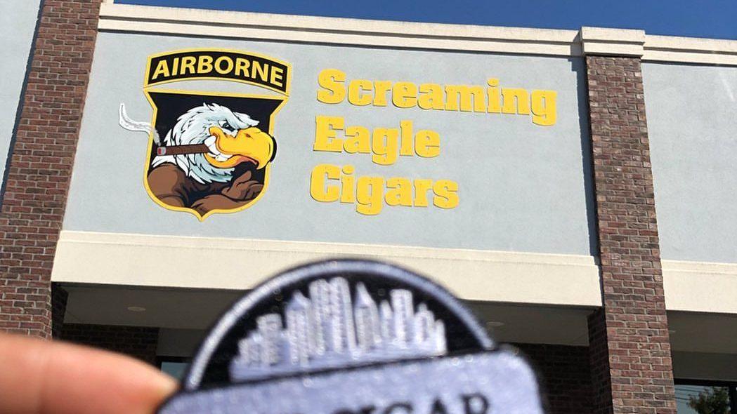Airborne Screaming Eagle Cigars