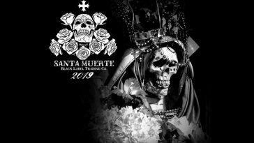 Black Label Trading Co Santa Muerte 2019fc