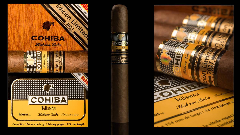 Cohiba Talisman Cigar