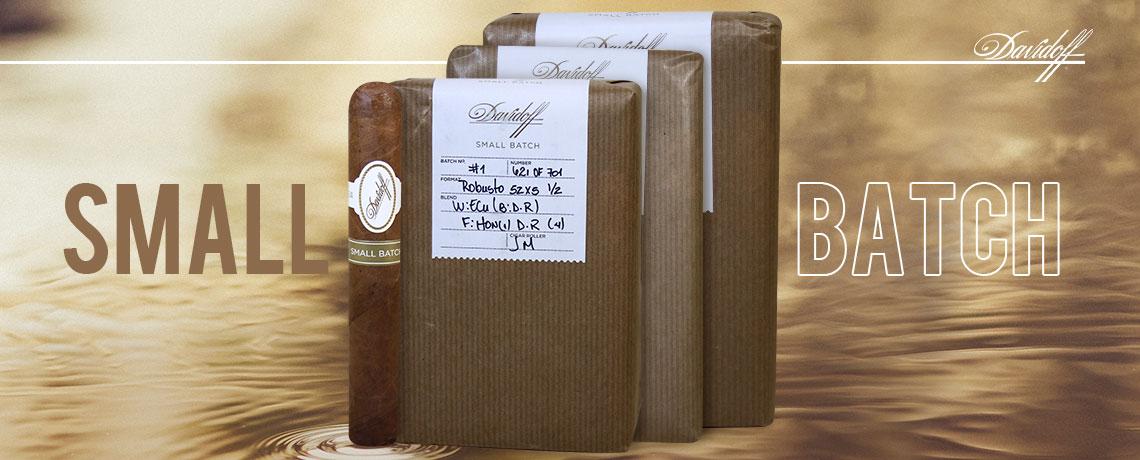 Davidoff Small Batch Cigar