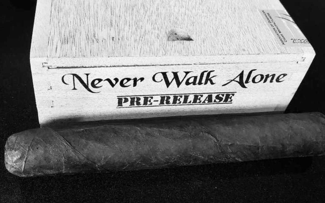 Sinistro Never Walk Alone Cigar
