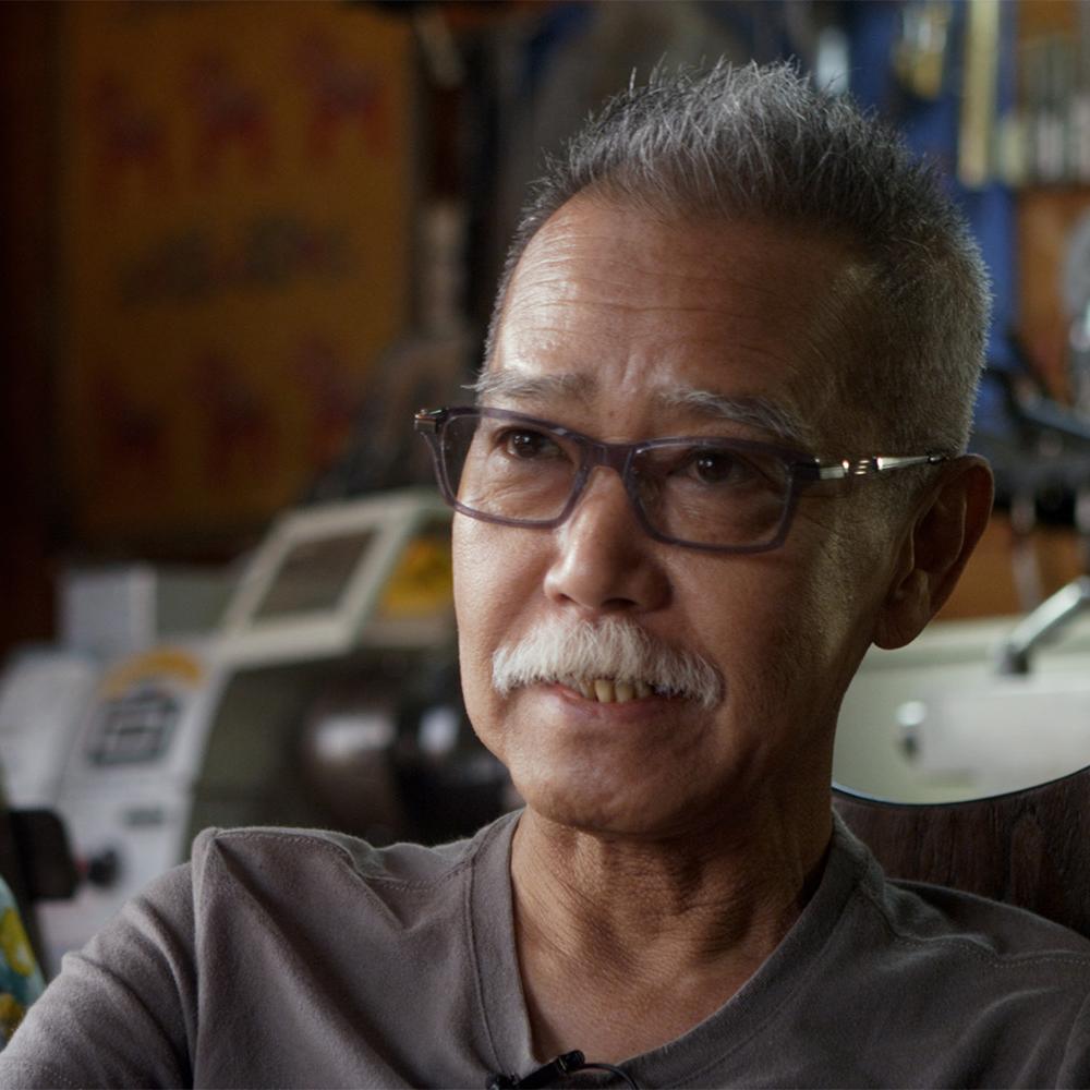 Hiroyuki Tokutomi