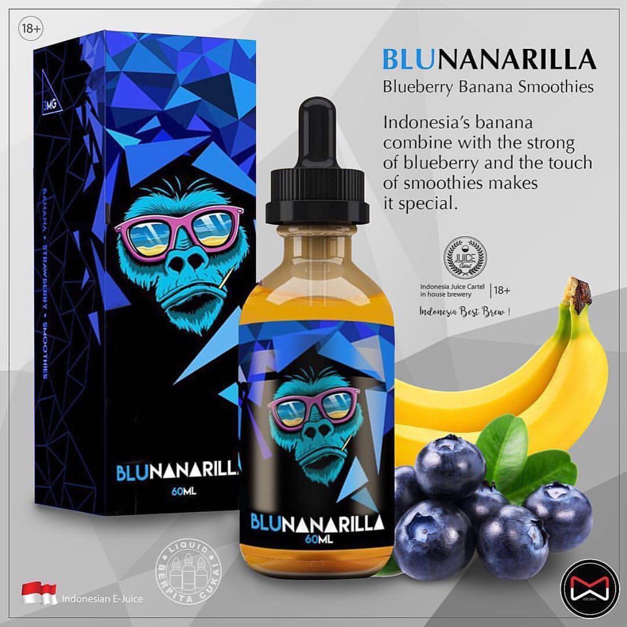 Blunanarilla Eliquids