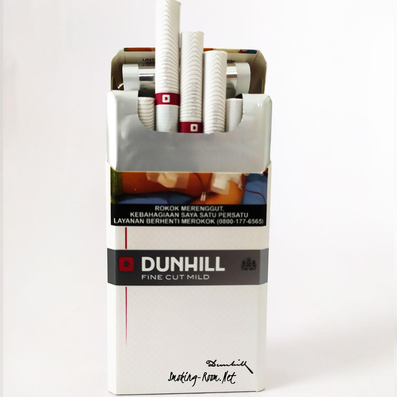 Dunhill Fine Cut Mild 02