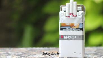 Dunhill Fine Cut Mild